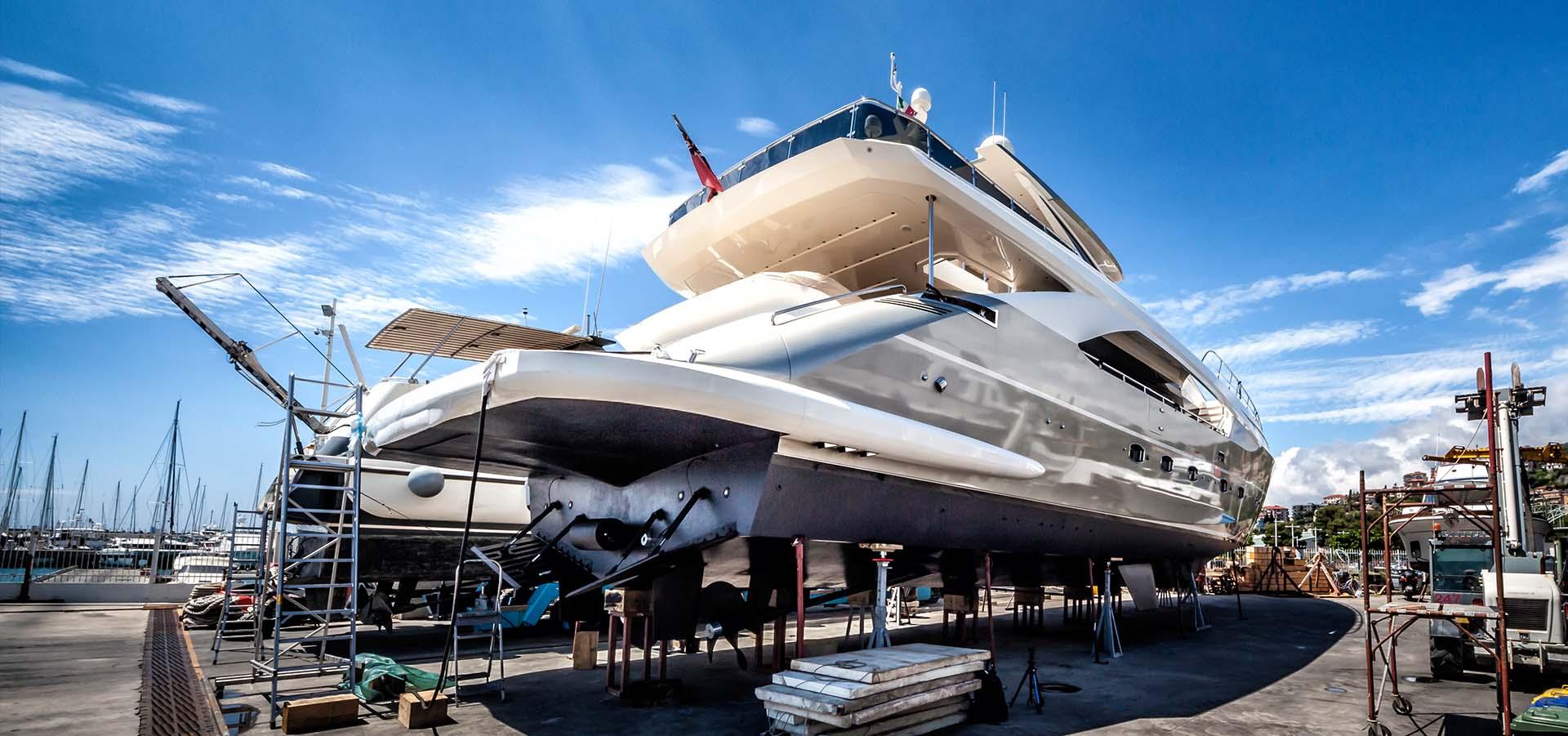 Επισκευή σκαφών Λευκάδα